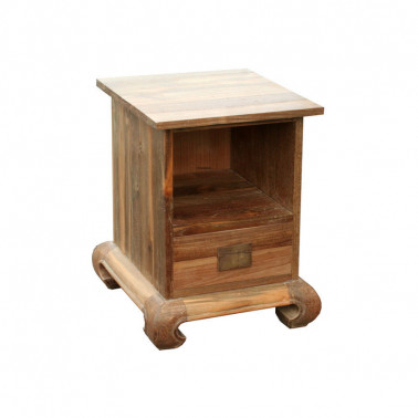 opium bedside table