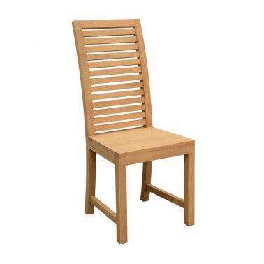 Dining chair slats