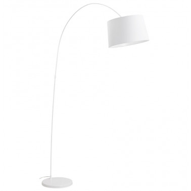 Floor lamp White swan