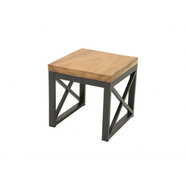 Side table acacia