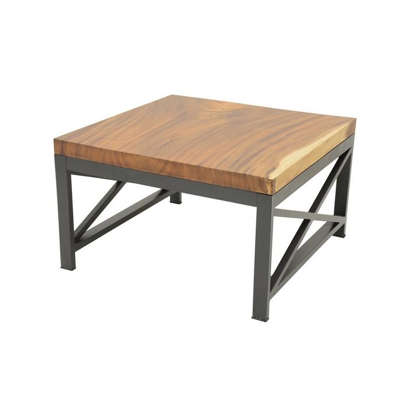 Coffee table acacia