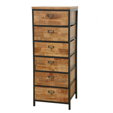 Column 6 drawers