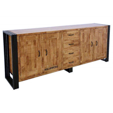 Sideboard 4 doors, 4 drawers