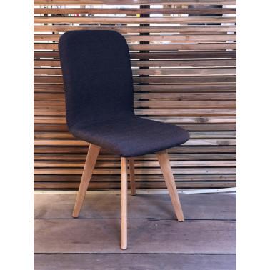 June, chaise design Scandinave