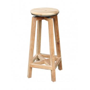 turning bar chair