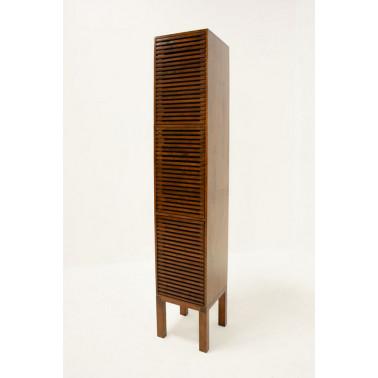 Bathroom column with slates
