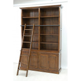 Bookshelf with Ladder