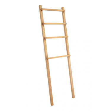 Ladder to hang towels, deco