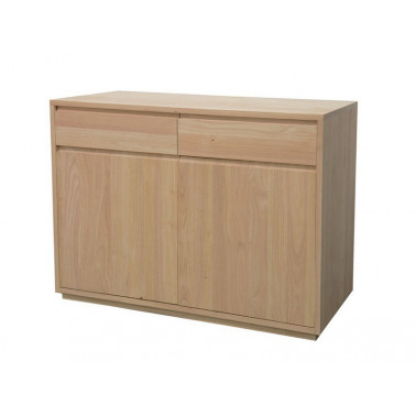 Sideboard 2 drawers, 2 doors