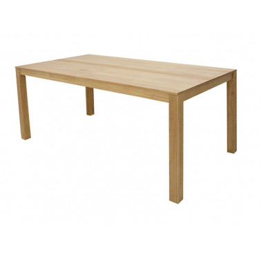 Dining table with stripe...