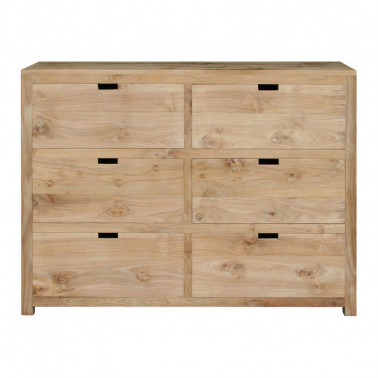 VERWELL | Chest of 6 drawers