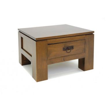 Bedside table, 1 drawer,...