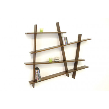 Wall rack, unstructured