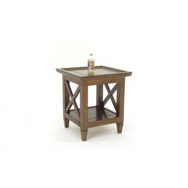Table d'appoint 2 plateaux,...