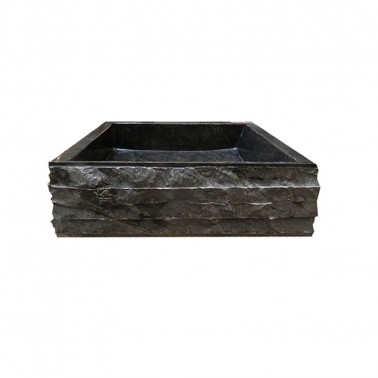 Washbasin in marble