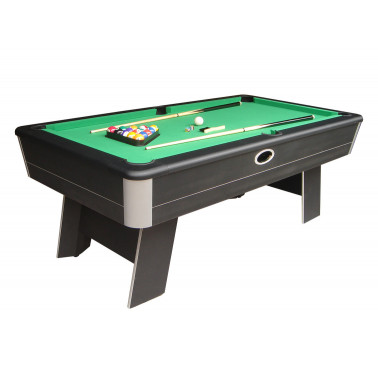 Pool table, with accessories